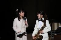 ◆資格専門コース3年 畑田菜帆さん(鴨方中学校出身)がインタビューに明るく答えてくれました!