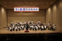 ◆音楽コースのメンバーを中心に『歌のアルバム~新旧御三家ヒットメドレー』を演奏しました。