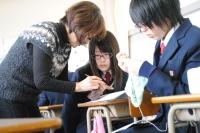 講師の先生は、とても優しく丁寧に指導してくださいます。